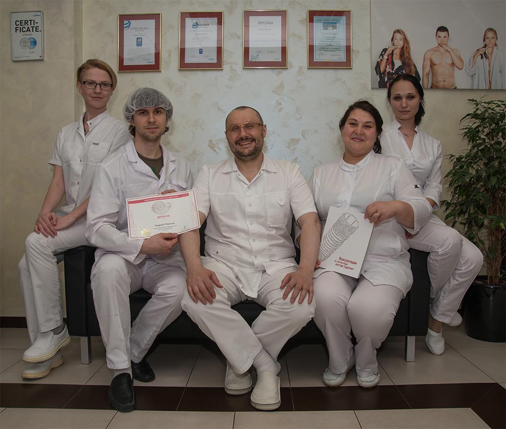 Индивидуальное обучение у доктора Едранова