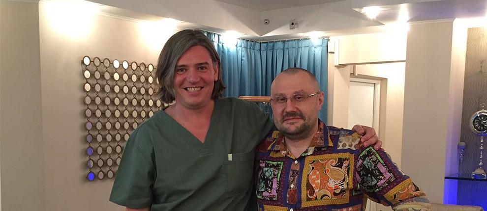 """Визит доктора Едранова в """"Первую профессорскую стоматологическую клинику"""""""
