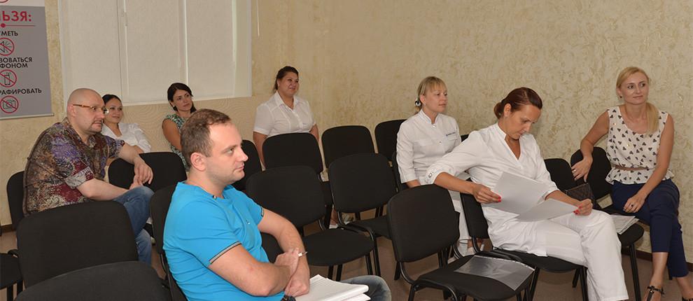 Учебный центр доктора Едранова. Межсезонье