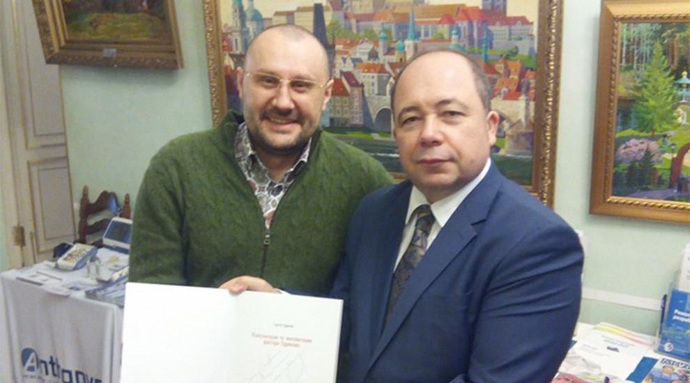 Встреча с Владимиром Садовским