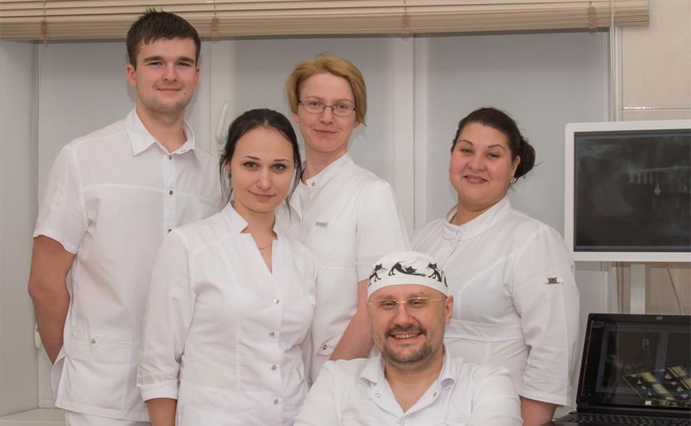 Индивидуальное обучение Семена Шульженко у доктора Едранова