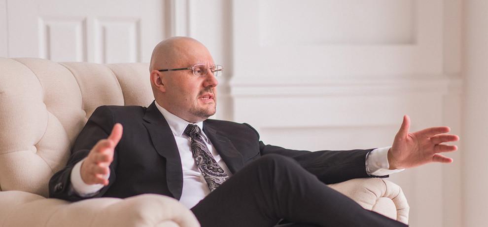 Сергей Едранов: за рулем и у руля