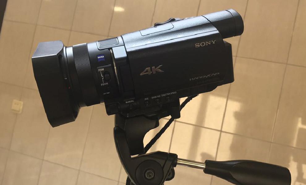 Приобретение камеры Sony с функцией 4-К для видеофиксаций операций, демонстрации учебных фильмов и прямых видеотрансляций
