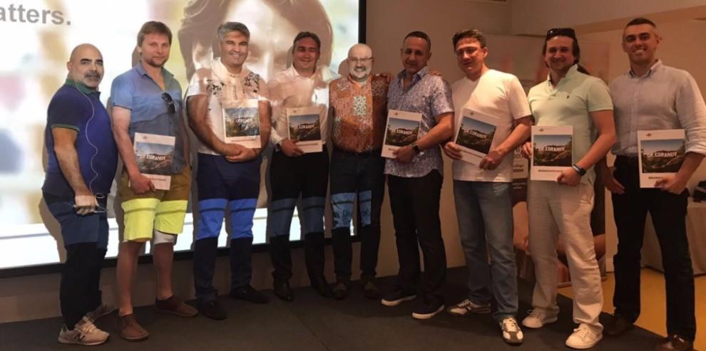 В рамках World Summit Tour состоялся Специальный Русский Пре-конгресс, на котором Доктор Едранов представляет свой доклад