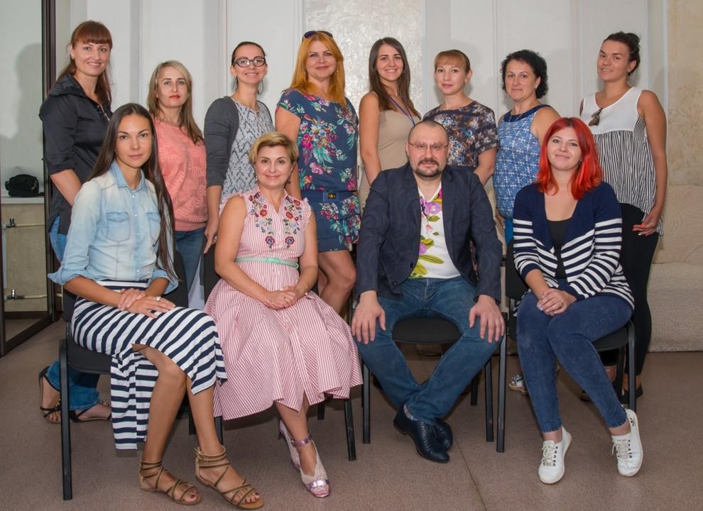 В Учебном Центре Доктора Едранова прошла необычная встреча Доктора Едранова со студентами школы «Мама-предприниматель»
