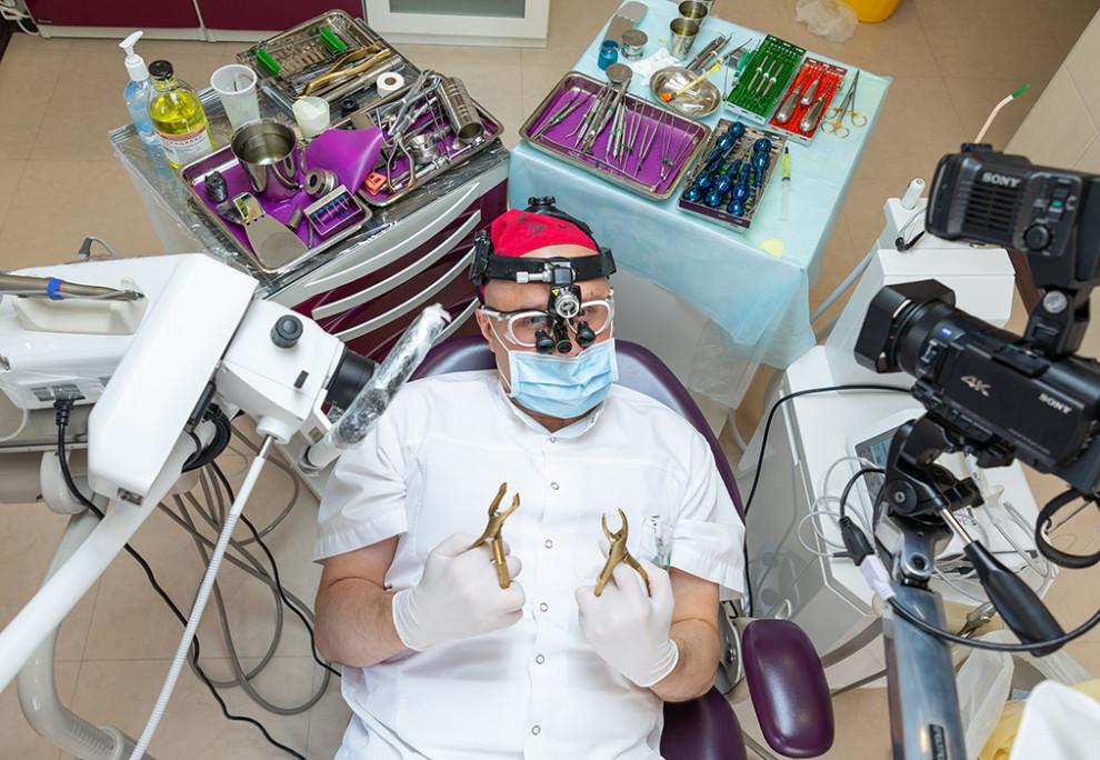 Вызов  #dentisttetrischallenge от Бориса Бернацкого