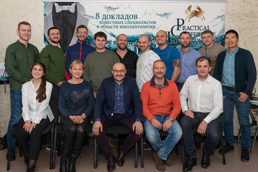 13 и 14 ноября в стенах Учебного центра состоялся авторский курс Dr.Edranov «Эффективные методики в ежедневной практике имплантолога».